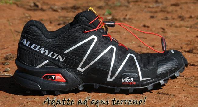 Scarpe da cross running Salomon Speedcross 3