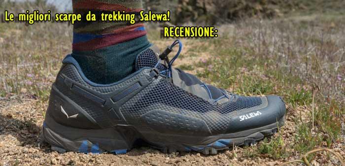 finest selection 92f62 2883d Migliori scarpe da trekking Salewa. Scarpe per escursionismo e trekking  Salewa