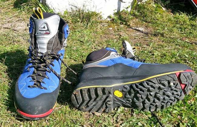 half off 0b767 554f0 Dolomite scarponi da trekking Per capire quali scarpe da Trekking Dolomite  sciegliere è ...
