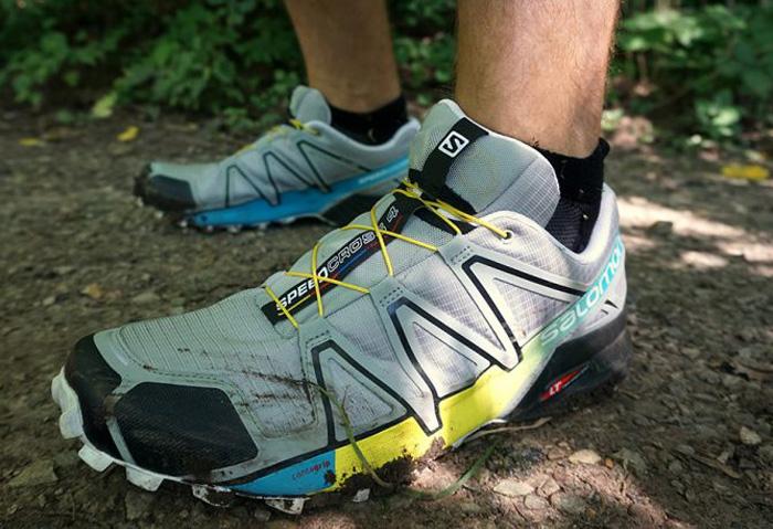 Scarpe da montagna Saomon speedCross 4