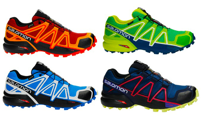 best cheap 86f9b 0cfea Salomon Speedcross 4 GTX: Recensione completa con opinioni e ...