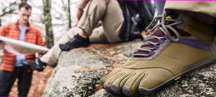 9908b3a64fb54 Scarpe con le dita Vibram Five Fingers da trekking – Classifica delle  migliori con prezzi