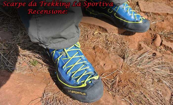 Scarpe da trekking La Sportiva Recensione