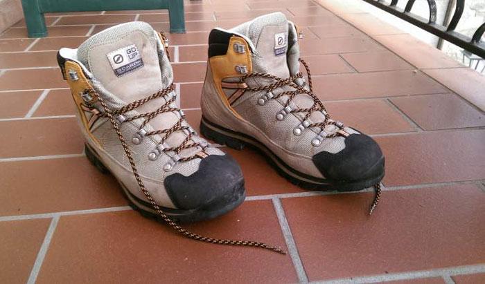 bello e affascinante funzionario di vendita caldo carino e colorato Le migliori scarpe da trekking Scarpa - Confronto con foto ...
