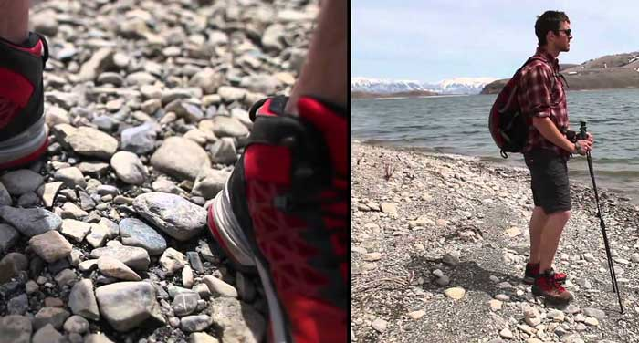 Scarpe per trekking e escursioni The North Face