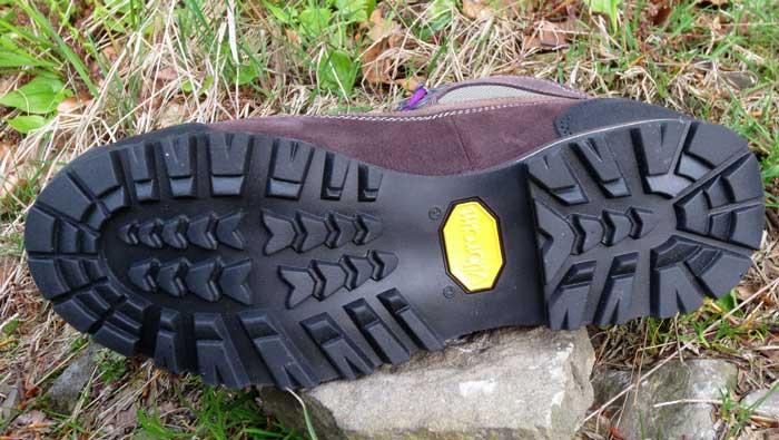 Suola delle scarpe Aku Trekker lite