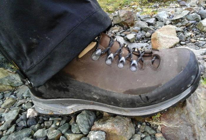 Scarpe trekking Superalp della Aku