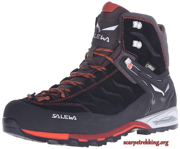 scarpe da trekking goretex surround uomo morbide